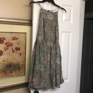 Wishlist Floral Swing Dress